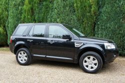 2011 Land Rover FREELANDER 2 2.2Sd4 GS 5dr 4WD, BLACK