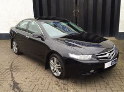 2007  Honda Accord 2.2 i CTDi EX 4dr, BLACK