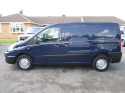 2013/62 Citroen Dispatch 1.6HDi , ENTERPRISE SOLID BLUE