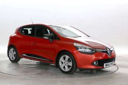 Renault Clio 1.5 dCI ENERGY Dynamique  5dr, MediaNav, RED