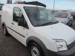 2007/56 Ford Transit Connect 1.8TDCi T200 SWB WHITE